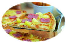 Hawaiian Dream Pizza