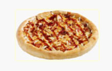 Chicken BBQ Sizzler Pizza